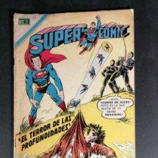 Tebeos: ORIGINAL SUPERCOMIC SUPERMAN EDITORIAL NOVARO NÚMERO 57 MEXICO. Lote 148175066