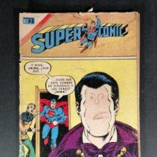 Tebeos: ORIGINAL SUPERCOMIC SUPERMAN EDITORIAL NOVARO NÚMERO 90 MEXICO. Lote 148176654