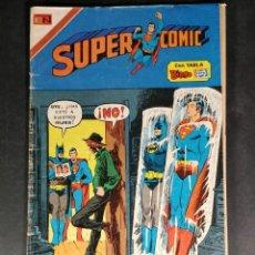 Tebeos: ORIGINAL SUPERCOMIC SUPERMAN EDITORIAL NOVARO NÚMERO 94 MEXICO. Lote 148176714