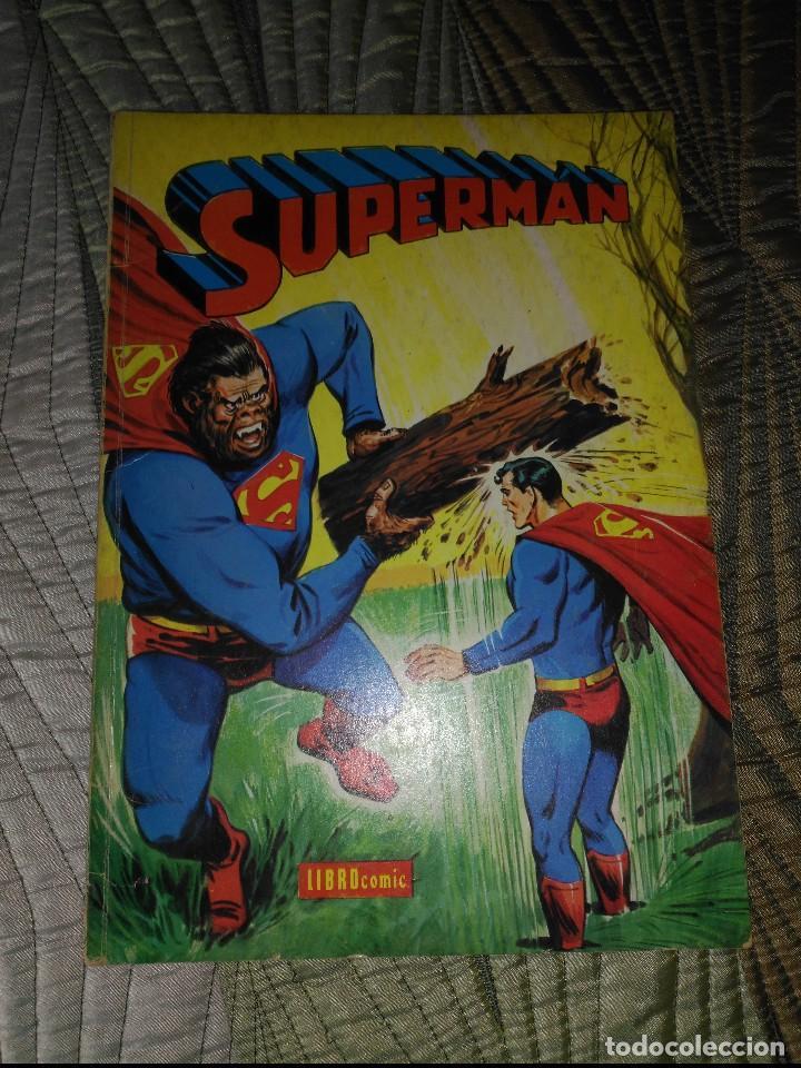 SUPERMAN NOVARO LIBROCÓMIC IV Nº 4 (Tebeos y Comics - Novaro - Superman)