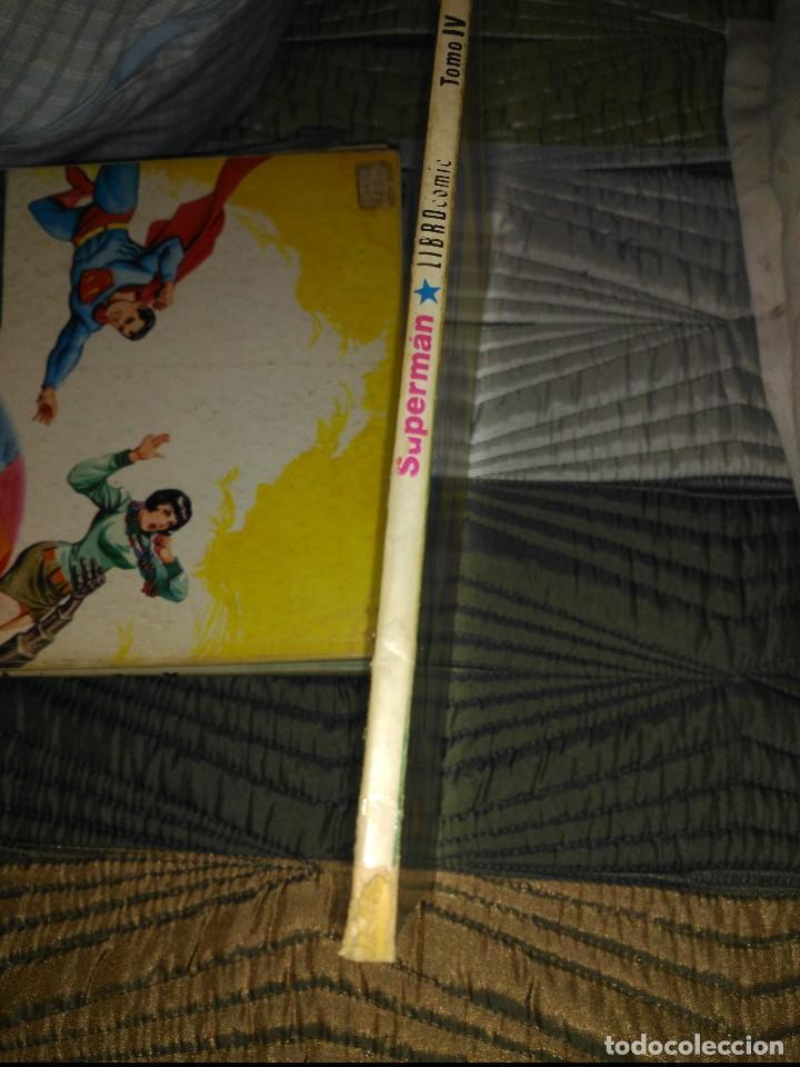Tebeos: Superman Novaro LIBROCÓMIC IV Nº 4 - Foto 2 - 148196314