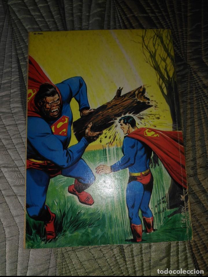 Tebeos: Superman Novaro LIBROCÓMIC IV Nº 4 - Foto 3 - 148196314