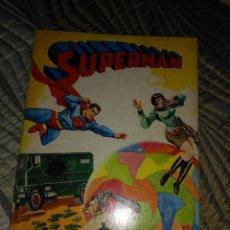 Tebeos: SUPERMAN NOVARO LIBROCÓMIC VII Nº 7. Lote 148196550