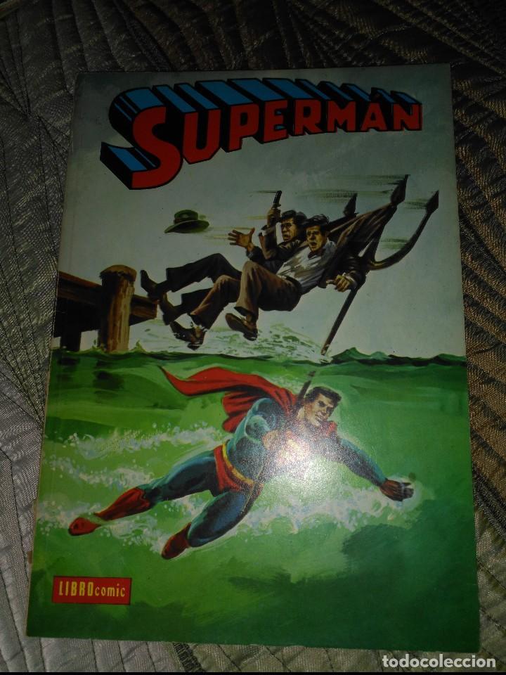 SUPERMAN NOVARO LIBROCÓMIC X Nº 10 (Tebeos y Comics - Novaro - Superman)