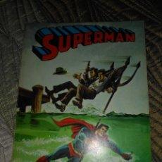 Tebeos: SUPERMAN NOVARO LIBROCÓMIC X Nº 10. Lote 148197486