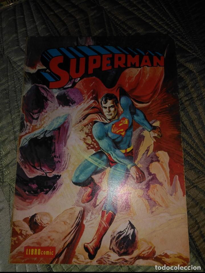 SUPERMAN NOVARO LIBROCÓMIC XV Nº 15 (Tebeos y Comics - Novaro - Superman)