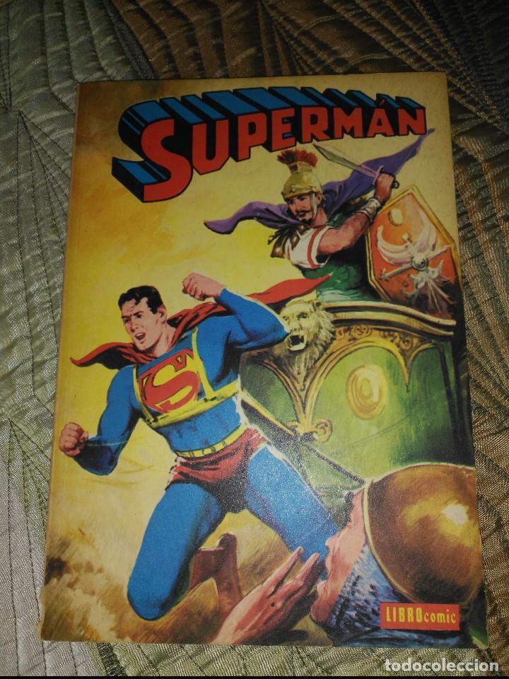 SUPERMAN NOVARO LIBROCÓMIC XXIV Nº 24 (Tebeos y Comics - Novaro - Superman)