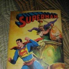 Tebeos: SUPERMAN NOVARO LIBROCÓMIC XXIV Nº 24. Lote 148198274