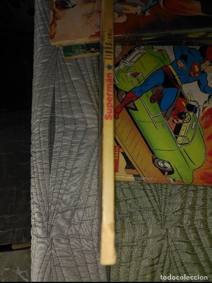 Tebeos: Superman Novaro LIBROCÓMIC XXIV Nº 24 - Foto 2 - 148198274