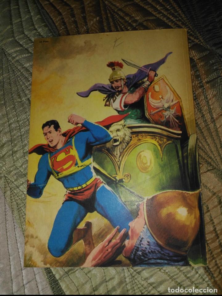 Tebeos: Superman Novaro LIBROCÓMIC XXIV Nº 24 - Foto 3 - 148198274