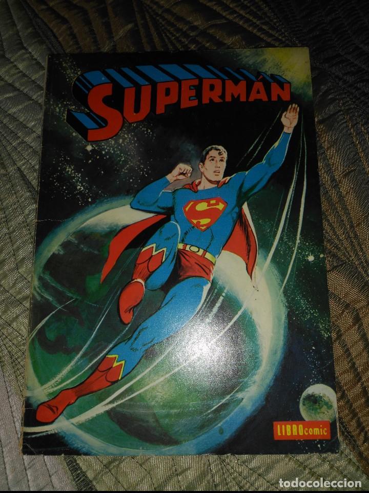SUPERMAN NOVARO LIBROCÓMIC XXVI Nº 26 (Tebeos y Comics - Novaro - Superman)