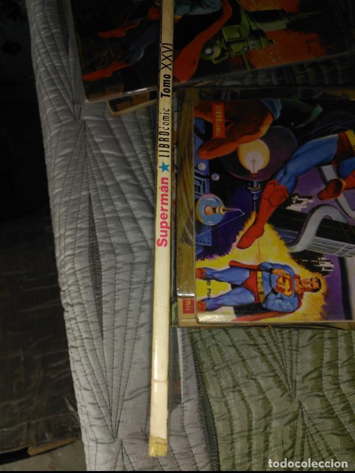 Tebeos: Superman Novaro LIBROCÓMIC XXVI Nº 26 - Foto 2 - 148198494