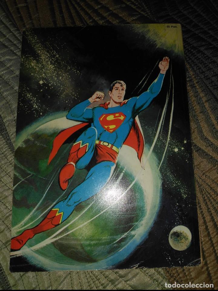 Tebeos: Superman Novaro LIBROCÓMIC XXVI Nº 26 - Foto 3 - 148198494