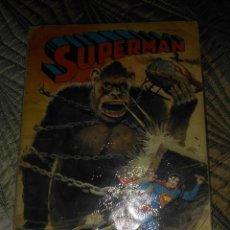 Tebeos: SUPERMAN NOVARO LIBROCÓMIC XXXVIII Nº 38. Lote 148198762
