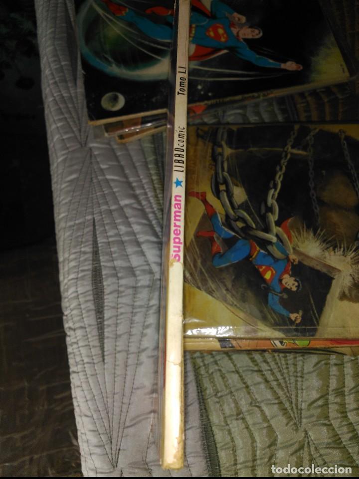Tebeos: Superman Novaro LIBROCÓMIC IL Nº 40 - Foto 2 - 148199206