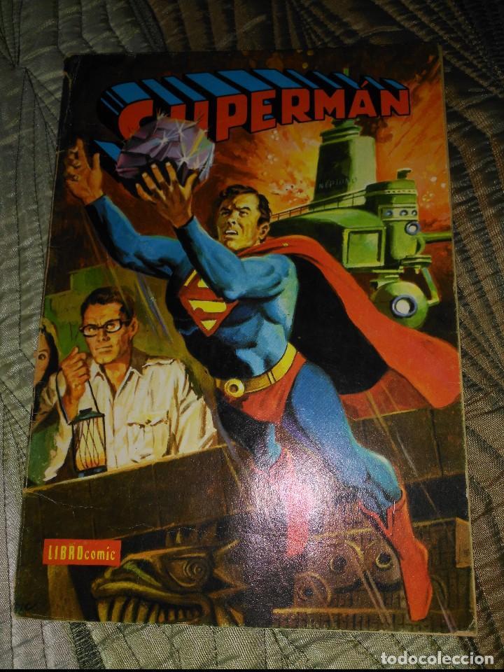 SUPERMAN NOVARO LIBROCÓMIC L Nº 50 (Tebeos y Comics - Novaro - Superman)