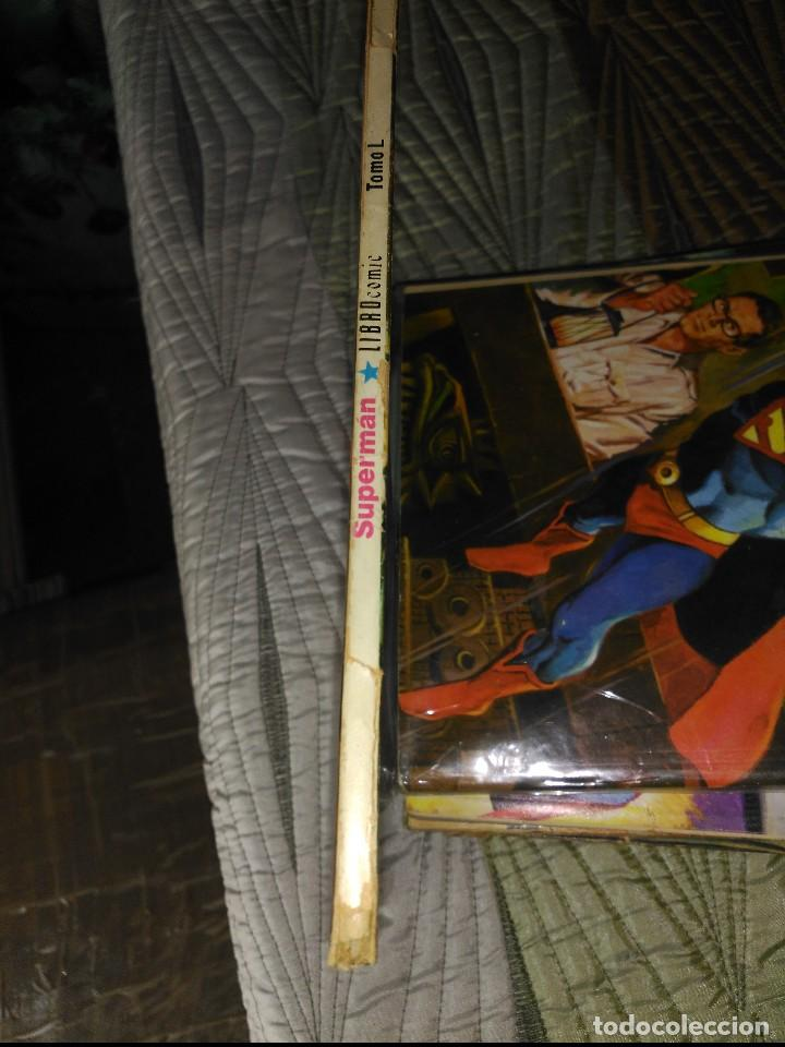 Tebeos: Superman Novaro LIBROCÓMIC L Nº 50 - Foto 2 - 148199694