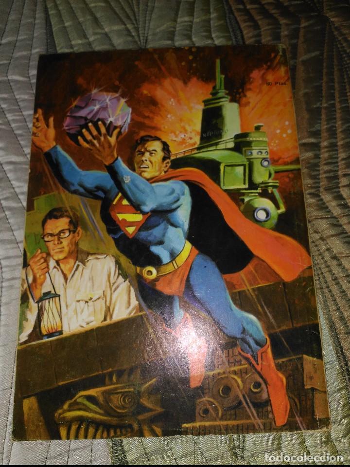 Tebeos: Superman Novaro LIBROCÓMIC L Nº 50 - Foto 3 - 148199694