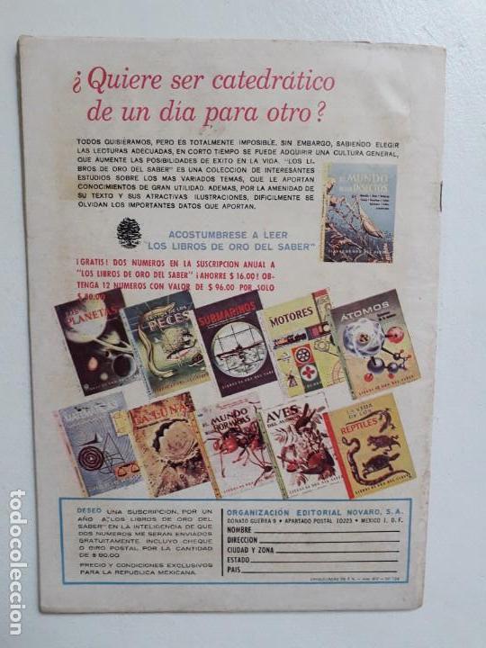 Tebeos: Chiquilladas en tv n° 184 - Hanna-Barbera (Huckleberry) - original editorial Novaro - Foto 4 - 148267950