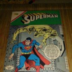 Tebeos: SUPERMAN NOVARO Nº 781 MUY DIFÍCIL. Lote 148321614