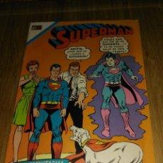Tebeos: SUPERMAN NOVARO Nº 817 MUY DIFÍCIL. Lote 148332030