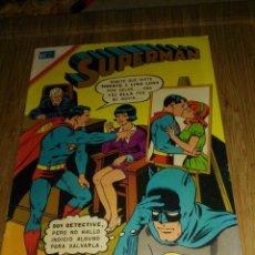 Tebeos: SUPERMAN NOVARO Nº 821. Lote 148332430