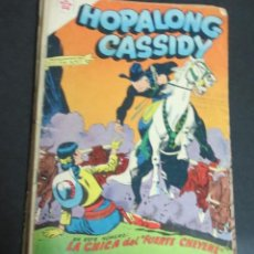 Tebeos: HOPALONG CASSIDY LA CHICA DEL FUERTE CHEYENE Nº 59 1 ABRIL 1959 EDICIONES RECREATIVAS. Lote 148334118