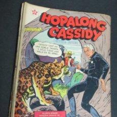 Tebeos: HOPALONG CASSIDY EL FORAJIDO O EL JAGUAR Nº 49 1 JUNIO 1958 EDICIONES RECREATIVAS. Lote 148334294