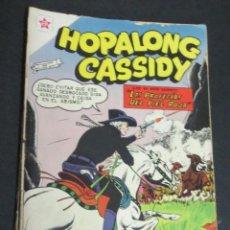 Comics - HOPALONG CASSIDY LAS PROFECÍAS DEL PIEL ROJA Nº 55 1 DICIEMBRE 1958 EDICIONES RECREATIVAS - 148334734