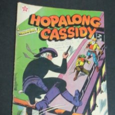 Tebeos: HOPALONG CASSIDY DOS PILLOS DE CUIDADO Nº 67 1 DICIEMBRE 1959 EDICIONES RECREATIVAS. Lote 148335154