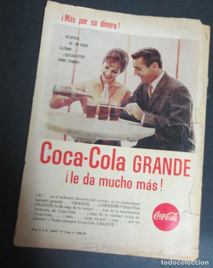 Tebeos: HOPALONG CASSIDY MATEO UGANDA EN EMBOSCADA EN LA COLINA Nº 84 1 MAYO 1961 EDICIONES RECREATIVAS - Foto 2 - 148335342