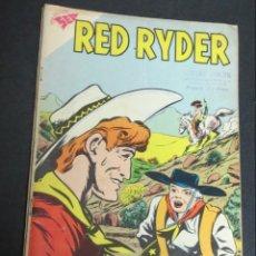 Tebeos: RED RYDER LA FORTALEZA DESIERTA Nº 55 1 MAYO 1959. Lote 150339286