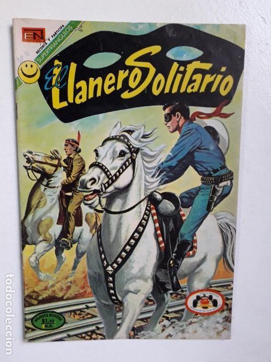 EL LLANERO SOLITARIO N° 273 - ORIGINAL EDITORIAL NOVARO (Tebeos y Comics - Novaro - El Llanero Solitario)