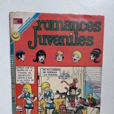 Tebeos: ROMANCES JUVENILES N° EXTRAORDINARIO - ORIGINAL EDITORIAL NOVARO. Lote 148563018