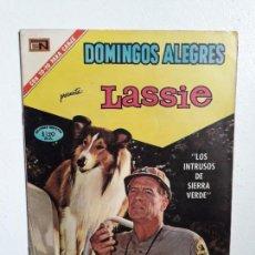 Tebeos: DOMINGOS ALEGRES N° 882 - LASSIE - ORIGINAL EDITORIAL NOVARO. Lote 148609514