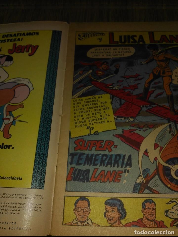Tebeos: Superman Novaro Nº 833 - Foto 3 - 148644118