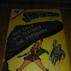 Tebeos: SUPERMAN NOVARO Nº 850. Lote 148644498