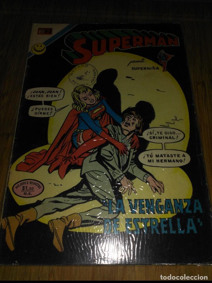 SUPERMAN NOVARO Nº 879 (Tebeos y Comics - Novaro - Superman)