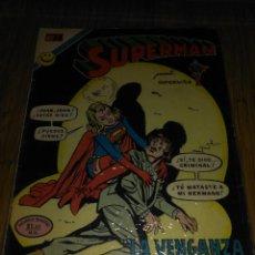 Tebeos: SUPERMAN NOVARO Nº 879. Lote 148645002