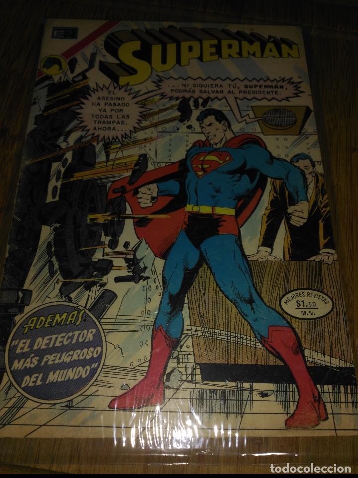 SUPERMAN NOVARO Nº 896 (Tebeos y Comics - Novaro - Superman)