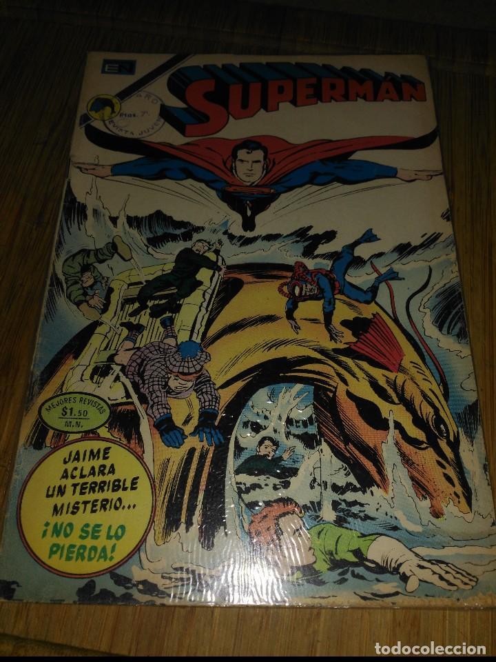 SUPERMAN NOVARO Nº 905 (Tebeos y Comics - Novaro - Superman)