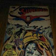 Tebeos: SUPERMAN NOVARO Nº 905. Lote 148646510