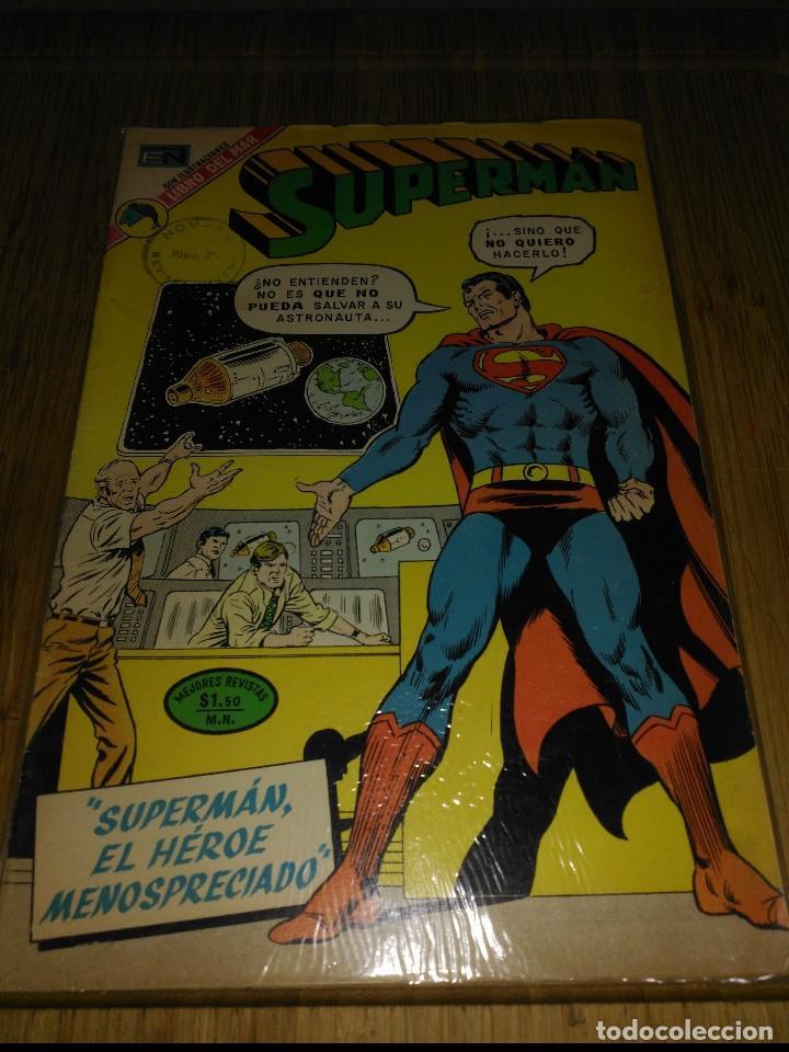 SUPERMAN NOVARO Nº 913 (Tebeos y Comics - Novaro - Superman)