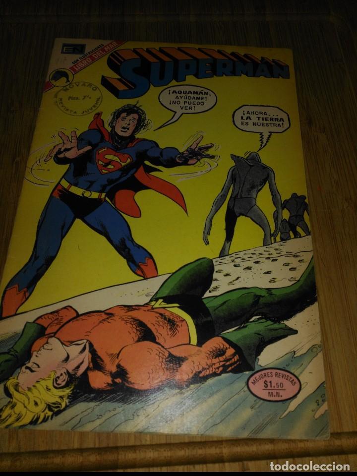 SUPERMAN NOVARO Nº 917 (Tebeos y Comics - Novaro - Superman)