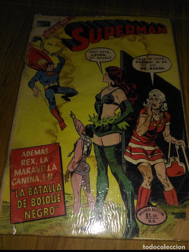 SUPERMAN NOVARO Nº 919 (Tebeos y Comics - Novaro - Superman)
