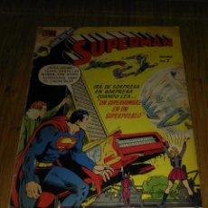 Tebeos: SUPERMAN NOVARO Nº 925. Lote 148648230