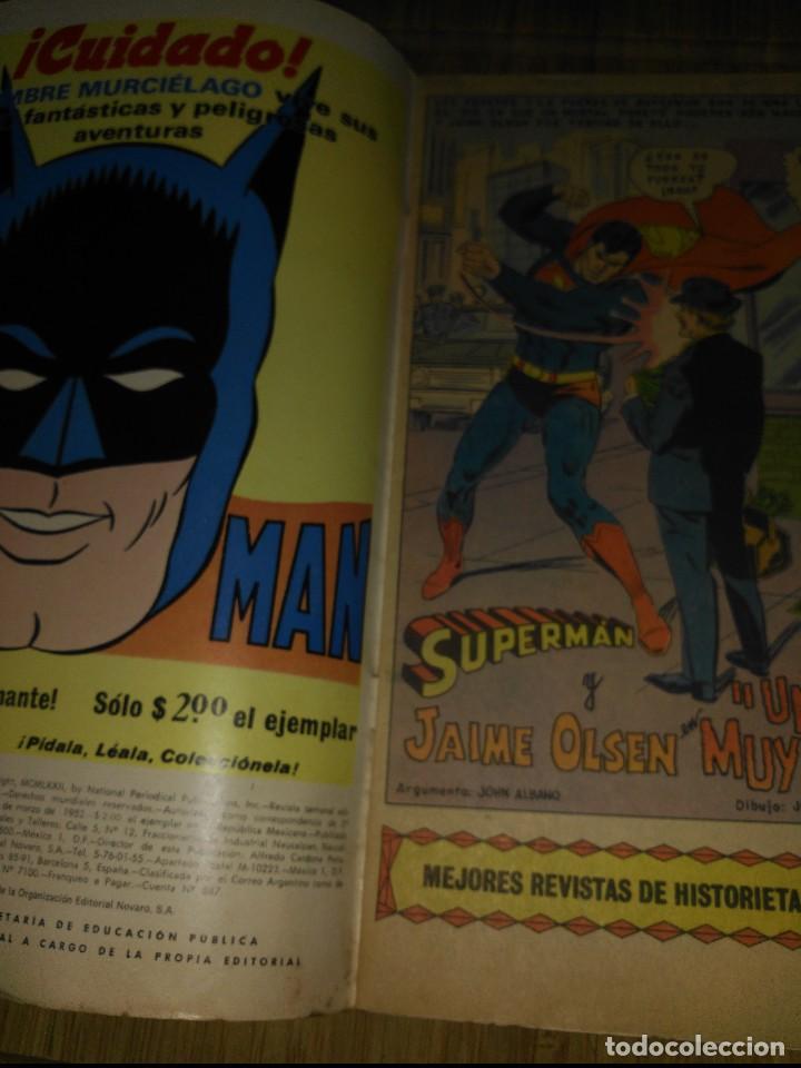 Tebeos: Superman Novaro Nº 946 - Foto 3 - 148650110