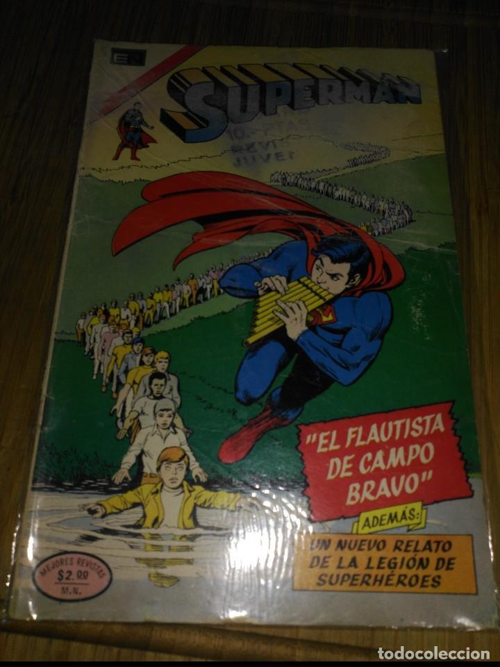 SUPERMAN NOVARO Nº 947 (Tebeos y Comics - Novaro - Superman)