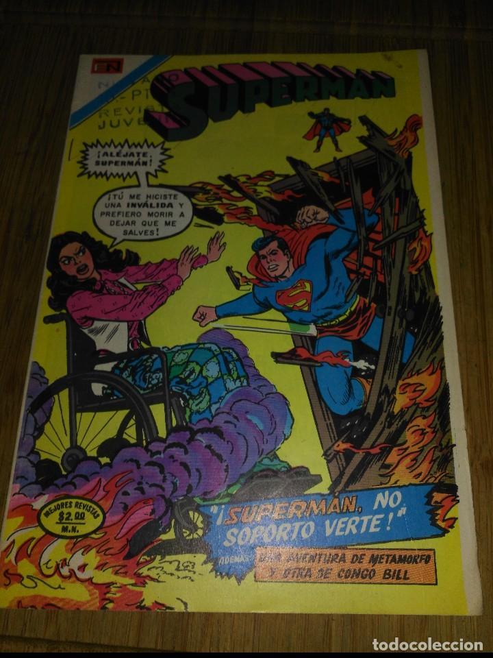 SUPERMAN NOVARO Nº 962 (Tebeos y Comics - Novaro - Superman)