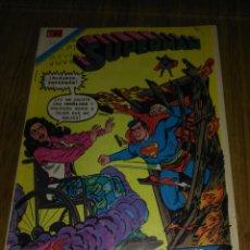 Tebeos: SUPERMAN NOVARO Nº 962. Lote 148651054